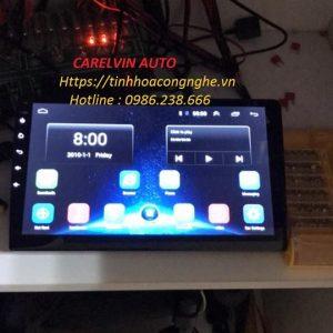 Màn Hình DVD Android 4G Cho Xe Oto Toyota Innova 2017