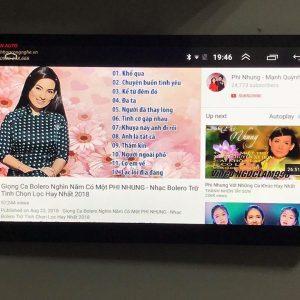 Màn Hình DVD Android 4G Cho Xe Mitsubishi Attrage 2012-2016