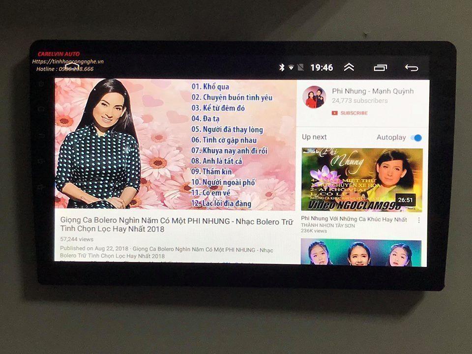 Màn Hình DVD Android 4G Cho Xe Audi A5