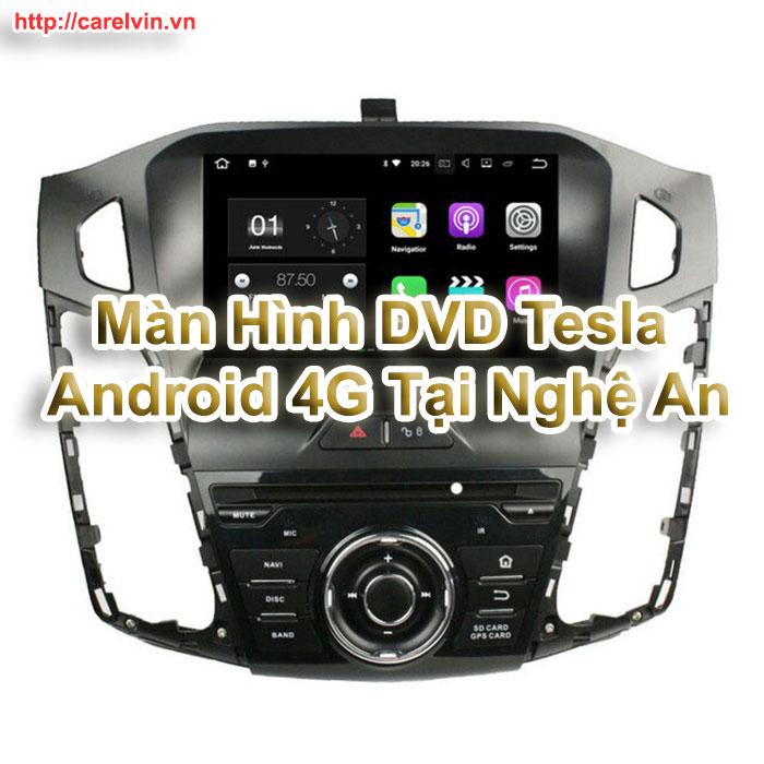 Màn Hình DVD Tesla Android 4G Tại Nghệ An